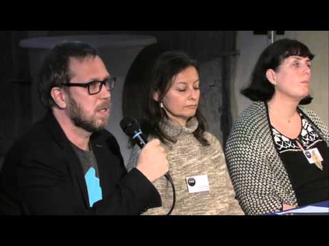 E-Space Tallinn conference - round table: Creativity as an opportunity of growth
