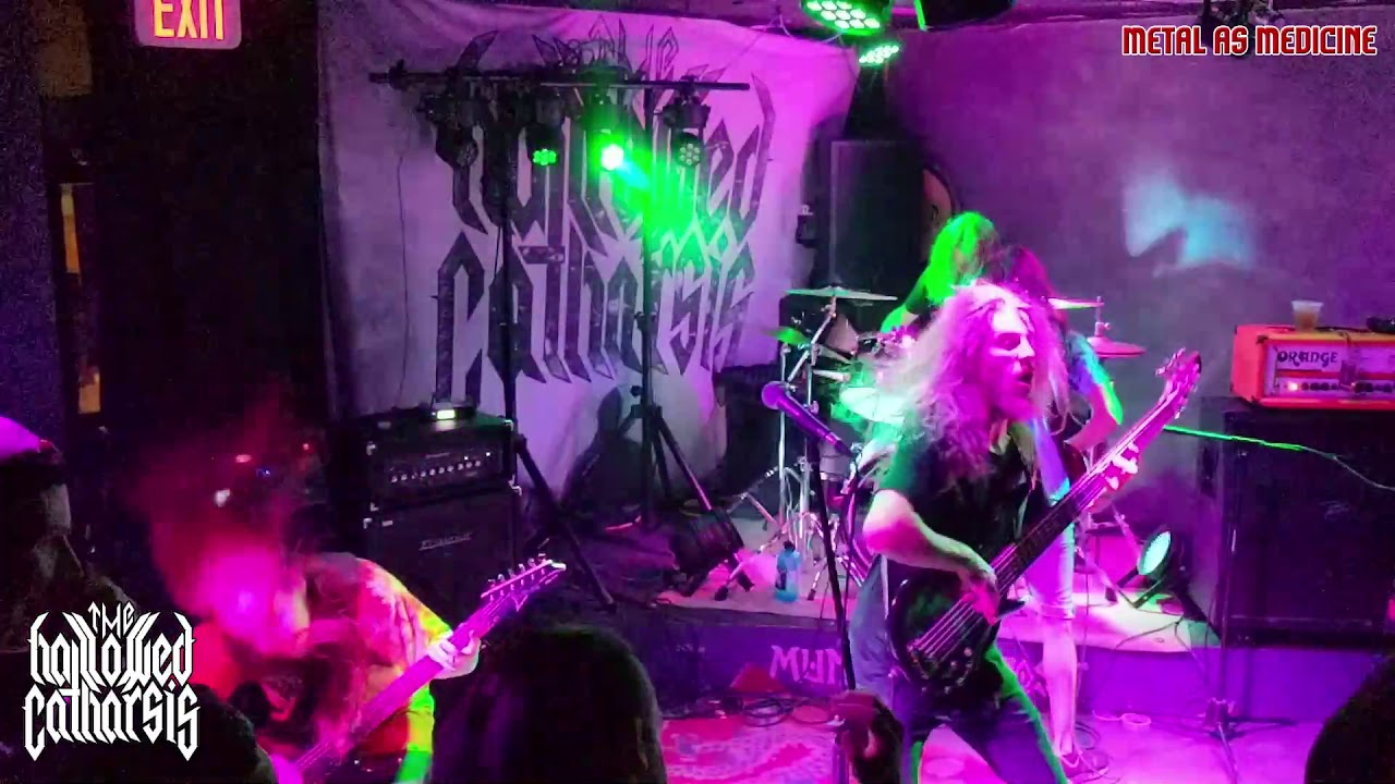 Metal as Medicine - A Kelowna-based podcast about heavy