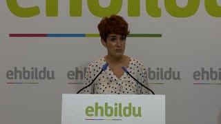 """EH Bildu califica de """"buena noticia para Navarra"""" el acuerdo presupuestario"""
