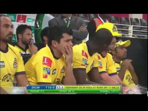 Shahid Afridi Big Sixes in PSL 2016