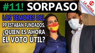 """#11 ! - SORPASO DE VOX - ¿PP, QUIEN ES AHORA EL"""" VOTO ÚTIL""""?"""