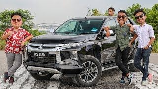 Maintenance costs of the Mitsubishi Triton compared to other pick-up trucks in Malaysia