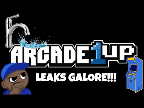 Arcade1up Leaks Galore: Tron, The Simpsons, Arcade1up Jr And MORE Before E3 (Potential Spoilers) from MikeOfAllTrades