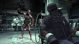 Batman: Arkham Asylum Demo Gameplay  [HD - 720p]