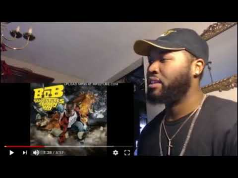 B.o.B - Airplanes Part. 2 (Ft. Eminem, Hayley Williams) W/Lyrics - REACTION