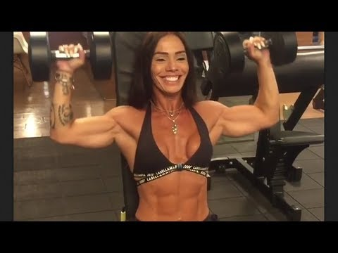 44 years young hot Fitness woman Cláudia Boaventura Bonavogl