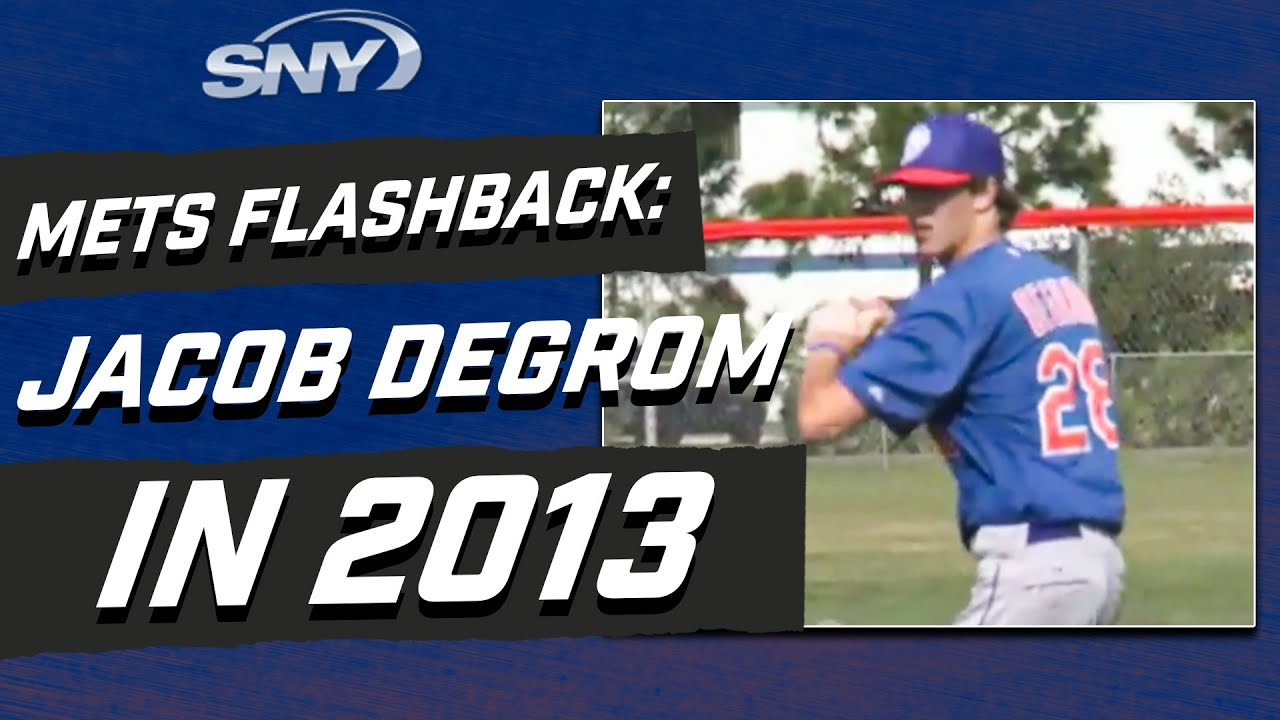 Jacob deGrom on track to make next scheduled start for New York ...