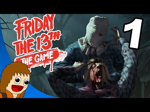 Friday the 13th: The Ones Where I Lose - Part 1 (w/ The Derp Crew)