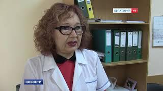 В Евпатории зафиксированы новые случаи заболевания корью