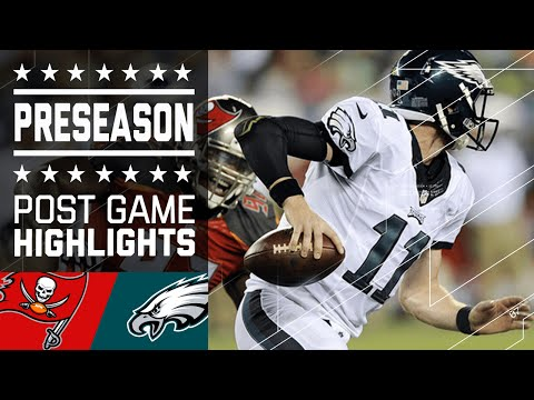 Buccaneers vs. Eagles | Game Highlights | NFL