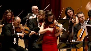 Bach: Concierto para violín BWV 1056R - Alexandra Soumm - Dima Slobodeniouk - Sinfónica de Galicia