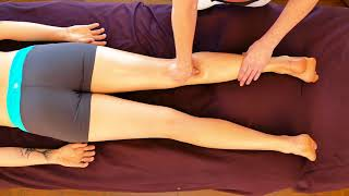 Relieving Pain with Trigger Points | Calves, Legs, Feet, Back Pain, Referred Pain | Jade Nelson