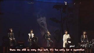 DBSK 동방신기 - Like Now (지금처럼) Rising Sun Concert [eng + rom + hangul + karaoke sub]