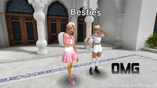 "BHAD BHABIE feat. Kodak Black ""Bestie"" (music video) Avakin life"