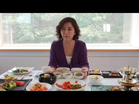 Korean Royal Court Cuisine