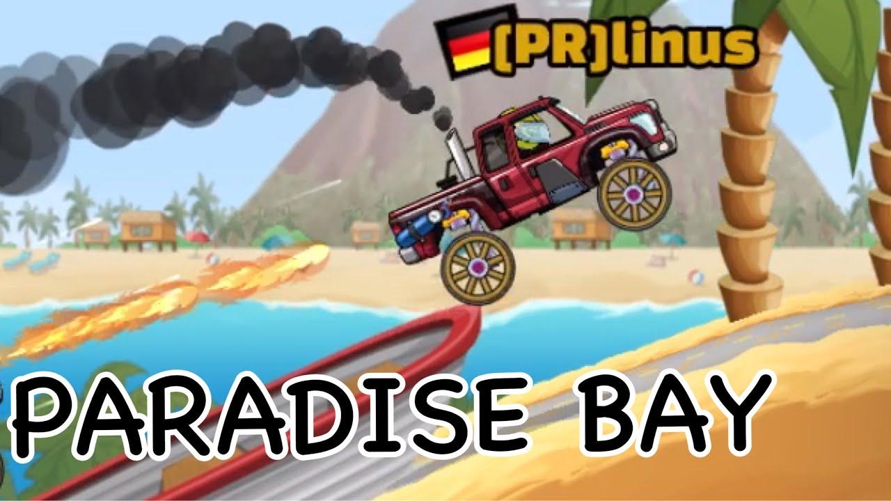 INHUMAN RECORDS!🔥 Fuel Boost vs. Landing Boost | Weekly Race Paradise Bay | Hill Climb Racing 2