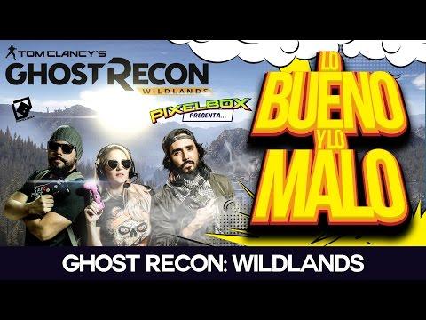 (REVIEW) GHOST RECON WILDLANDS / Lo Bueno y Lo Malo