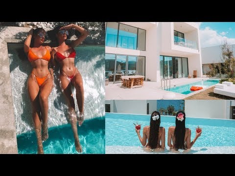 TURKEY VLOG - NIKKI BEACH RESORT & SPA BODRUM