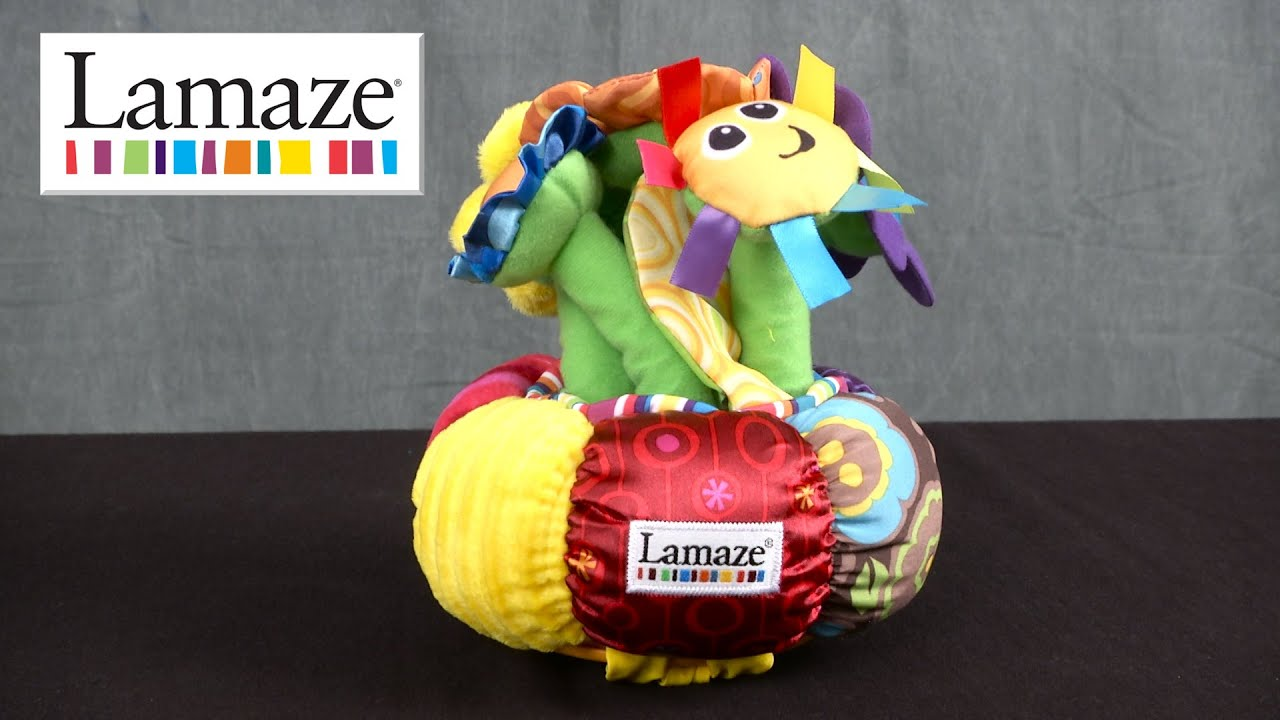 Lamaze Soft Chime Garden from TOMY YouTube