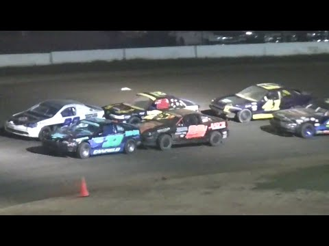 Mini Stock Feature | McKean County Raceway | Fall Classic | 10.11.14