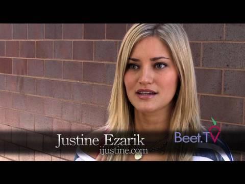 Justine Ezarik has Sponsored Web Video Work with GE, Nikon, and Intel, but it's not so easy...