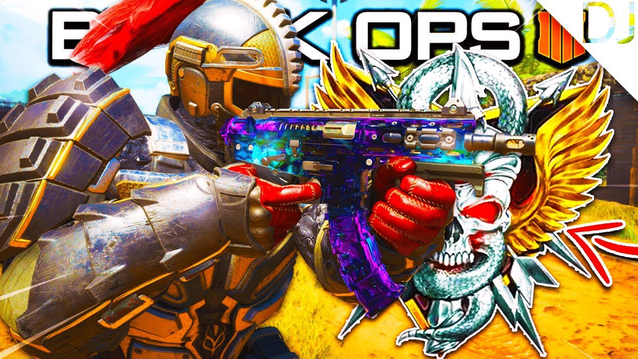 It's Still The BEST SMG In BO4...?(Daemon 3XB Best Class Setup) EP.803