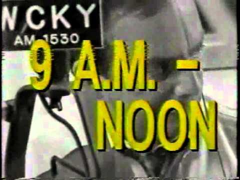 1980's WCKY Ad