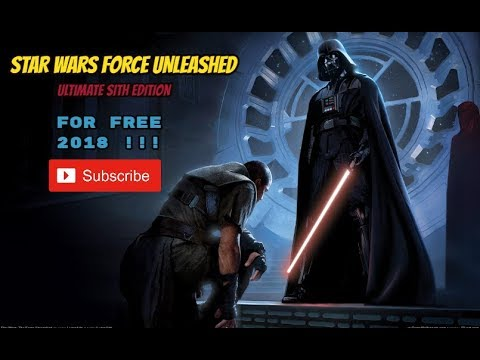 How to download Star Wars Force Unleashed Ulitmate Sith Edition 2018 |  Works in 2019