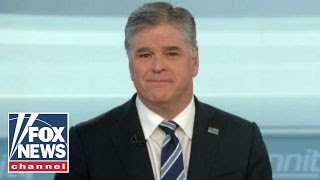 Hannity: Trump is right about Mueller's witch hunt