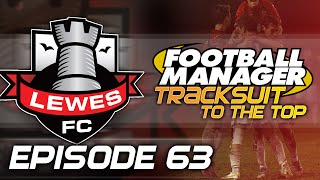 Tracksuit to the Top: Episode 63 | Football Manager 2015