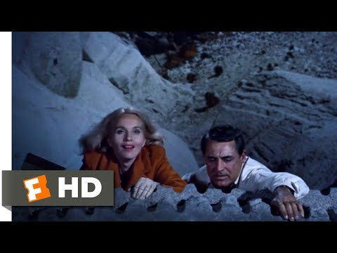 North by Northwest (1959) - Mount Rushmore Scene (9/10) | Movieclips