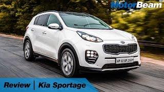 Kia Sportage Review - Jeep Compass Beware 💣 | MotorBeam