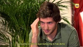 Las anécdotas de Sergi Roberto en La Masia