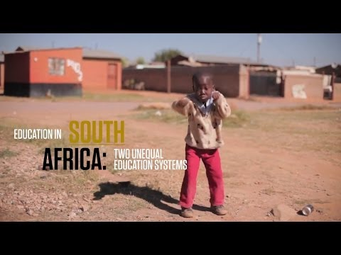 Education In South Africa: Two Unequal Systems