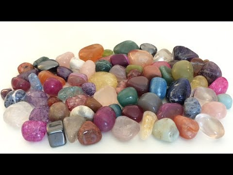 Gem, Crystal and Rock Collection