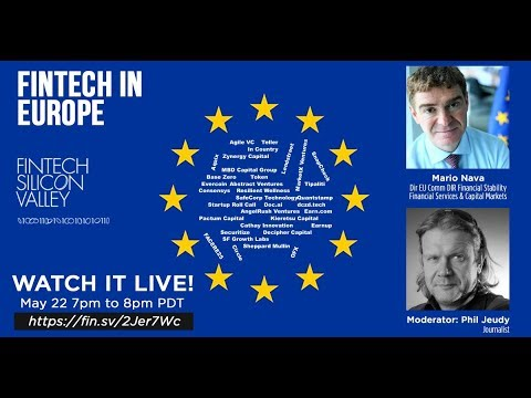 FinTech in Europe LIVESTREAM