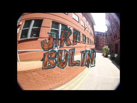 Jiri Bulin #01FUCKIN61 - Sidewalk Magazine