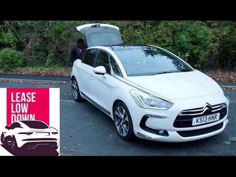 Citroen DS5 Review | Car Leasing Advice | LeaseLowdown