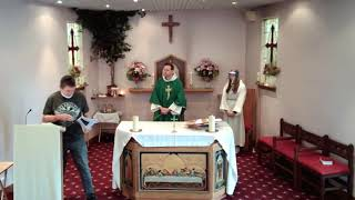 Sunday 26th July 0900 Mass at St Hughs