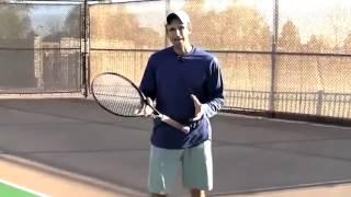 Tennis Express Academy: Open Stance Forehand With Jeff Salzenstein