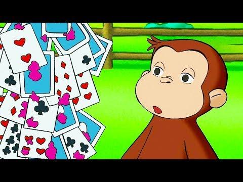Curious George 🐵A Bridge Too Farm🐵Kids Cartoon 🐵Kids Movies 🐵TV Show For Kids