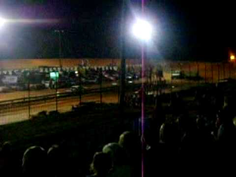 Central Alabama Motor Speedway 7-24-2010 Thunder Class