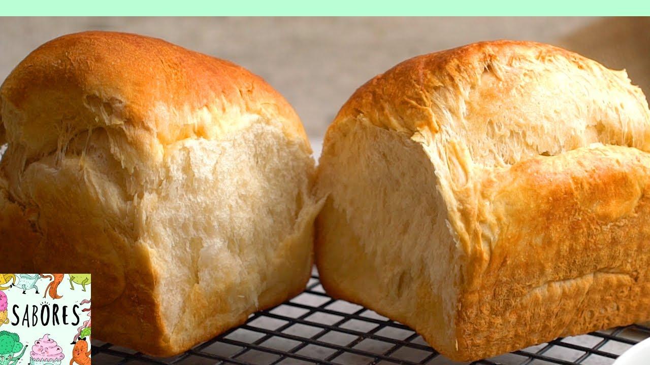 ¡Tu propio pan suave, esponjoso y rico!