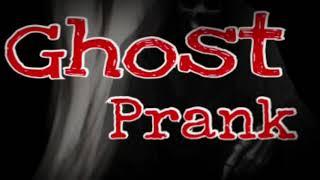GHOST PRANK | INSANE REACTION 2019
