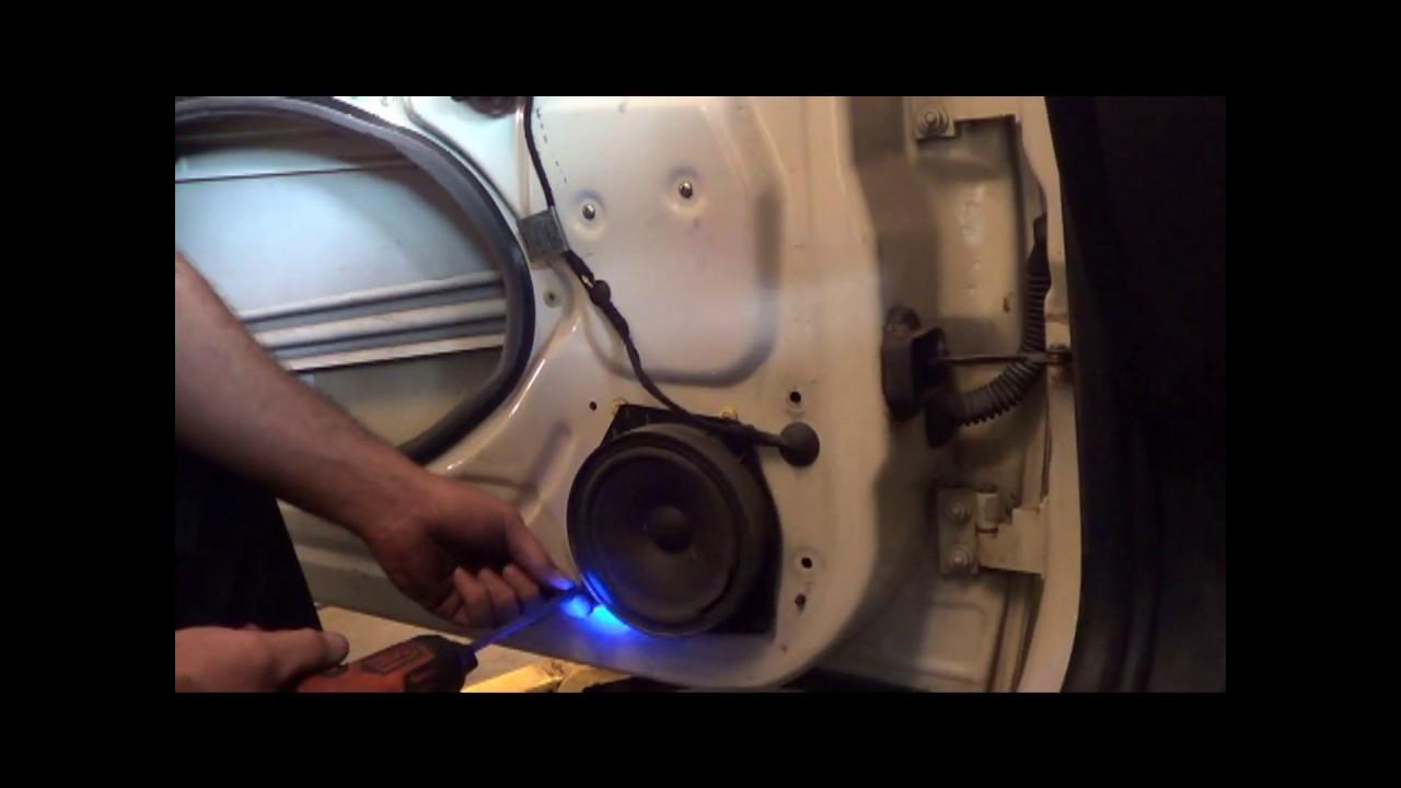 Mini Cooper Window Regulator And Motor Youtube