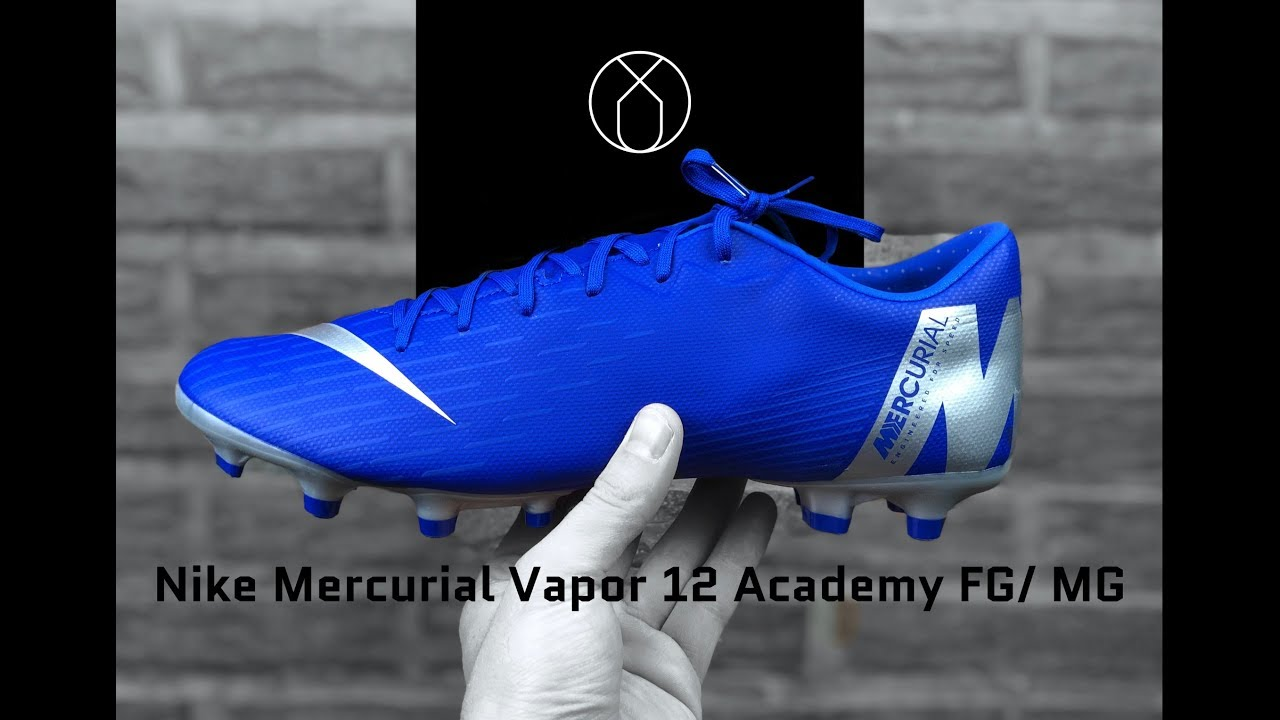 40d4ba29df4 Nike Mercurial Vapor 12 Academy FG/ MG 'Always Forward Pack' | UNBOXING &  ON FEET | football boots