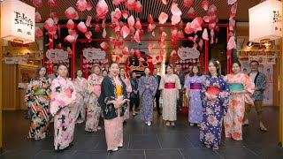 Welcome to Tokyo Street at Pavilion KL