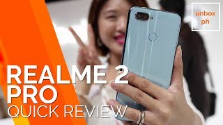 Realme 2 Pro Hands On and Quick Review
