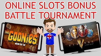 Online slots bonus battle tournament - Blueprint v Netent - Eye of Horus Megaways, Vikings, + More