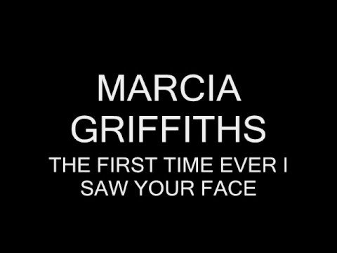 Клип Marcia Griffiths - The First Time Ever I Saw Your Face